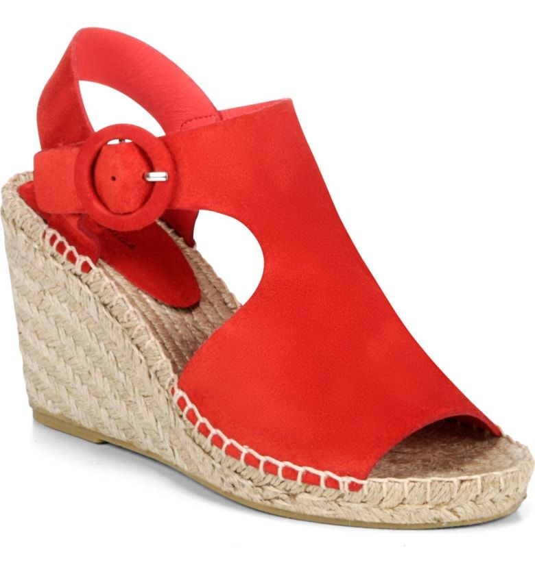 8197a2dfe51 Free shipping and returns on Via Spiga Nolan Espadrille Wedge Sandal ...