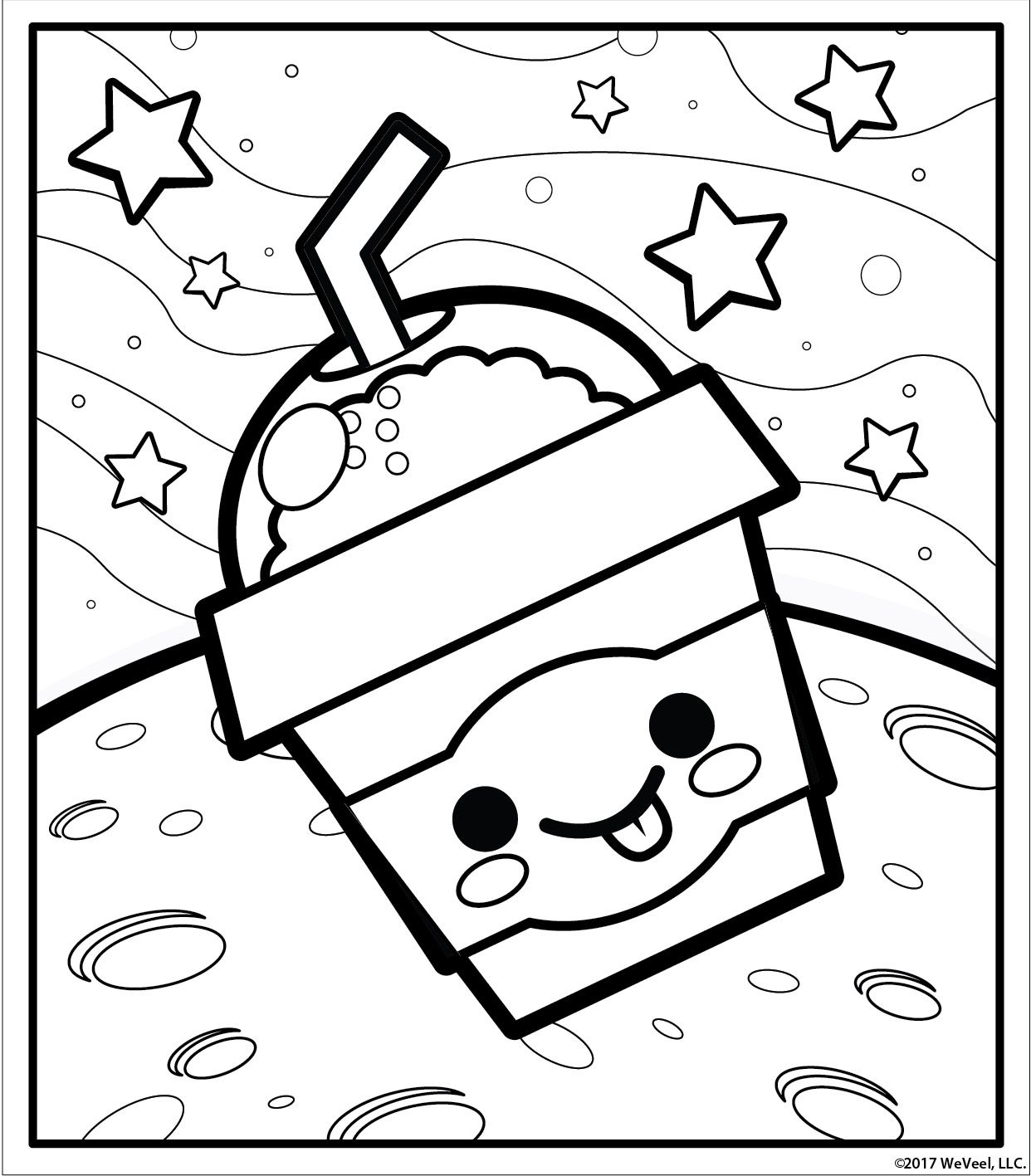 Coloring Pages for Girls  Scentos  Unicorn coloring pages, Easy
