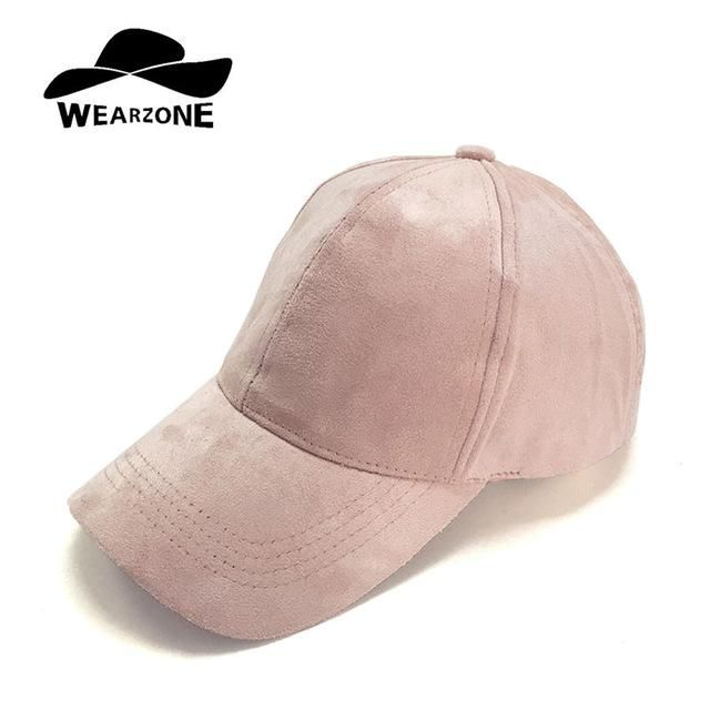 New Suede Baseball Cap Casual Men Women Hat Suede Snapback Hat Gorra Hombre Solid Cappello Hip Hop Baseball Cap