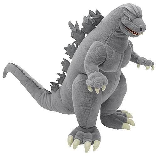 Ty Puppies Stuffed Animals, Godzilla 13 Inch Plush Entertainment Earth Godzilla Toys Godzilla Decorations Godzilla