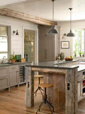 Cucina in legno   Arredamento d\'interni   Pinterest   Kitchens ...