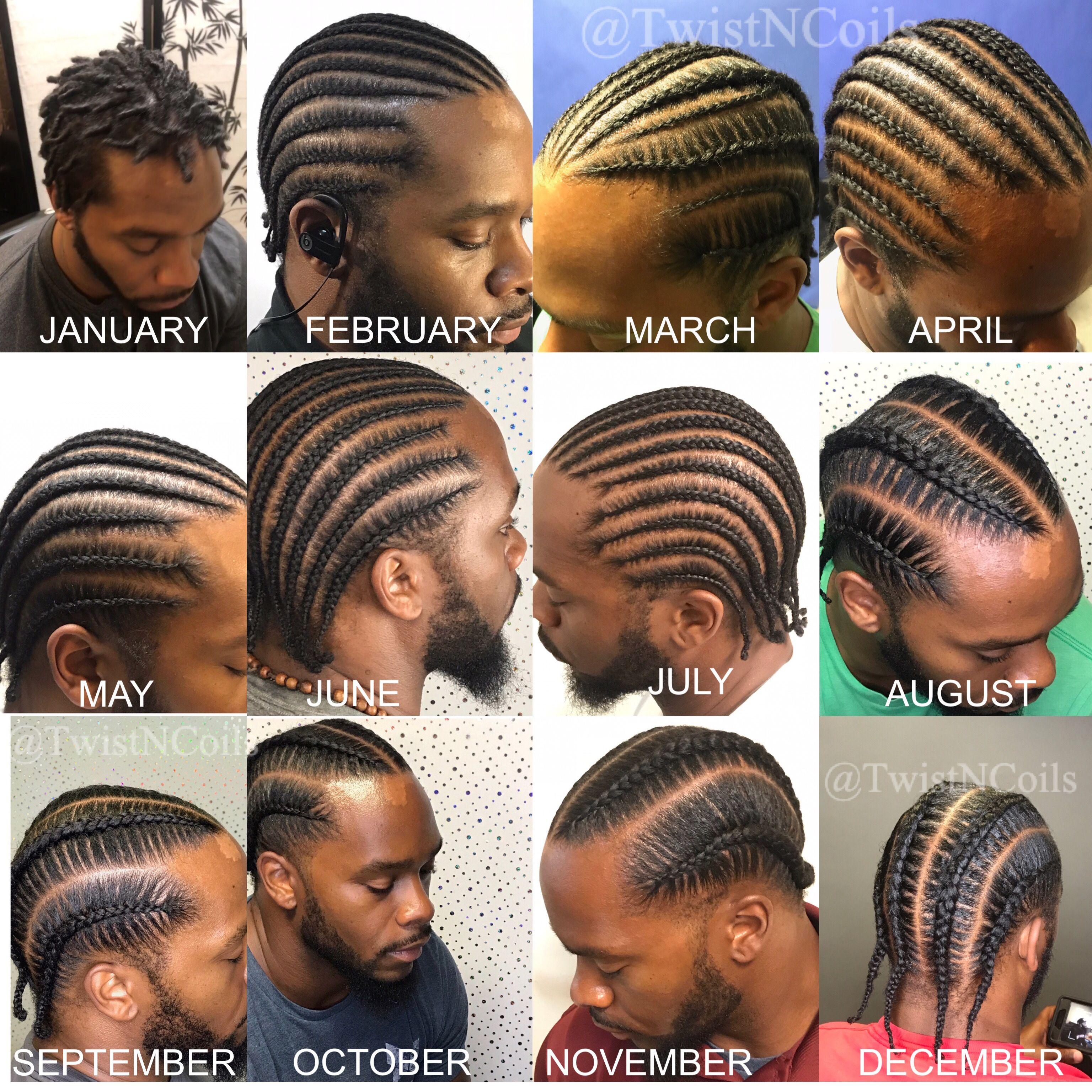 Men Hair Care 1 Year Of Growth 2018 Mens Braids Hairstyles Long Hair Styles Men Cornrow Hairstyles For Men