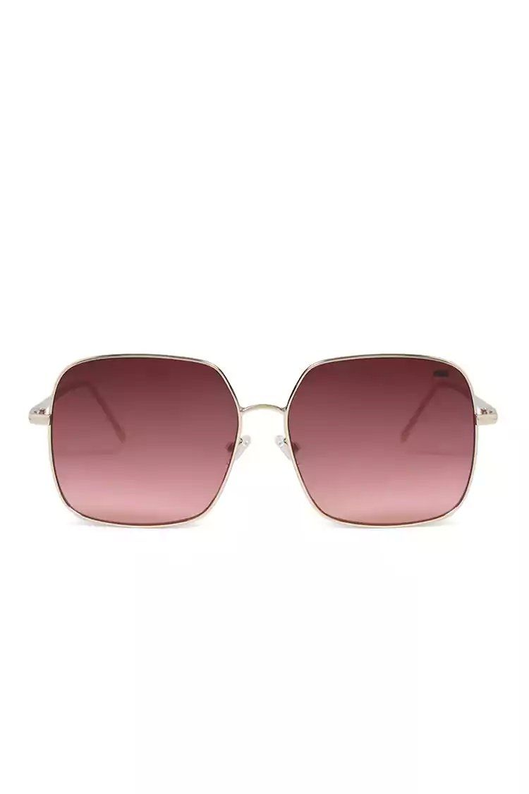 ce52aec97d770 Product Name MELT Square Frame Sunglasses