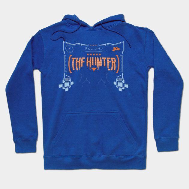 The Hunter Hoodie