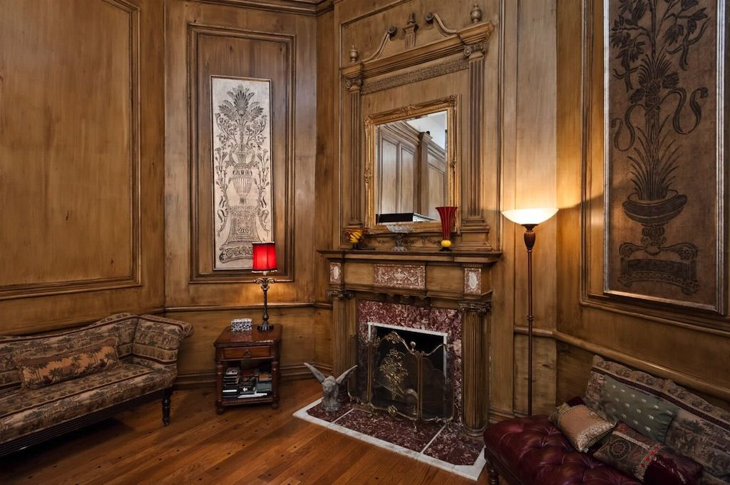 victoriangothicinterior.blogspot. Philadelphia old mansion ...