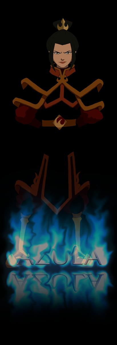 Azula's Fire by Azulera.deviantart.com on @deviantART