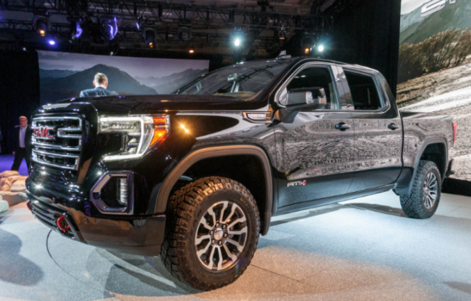2020 Gmc Sierra At4 Concept Incurred As A Supercharged Monster That May Damage Up Any Highway The Callaway Yukon Den Gmc Sierra Denali Truck Gmc Sierra 1500