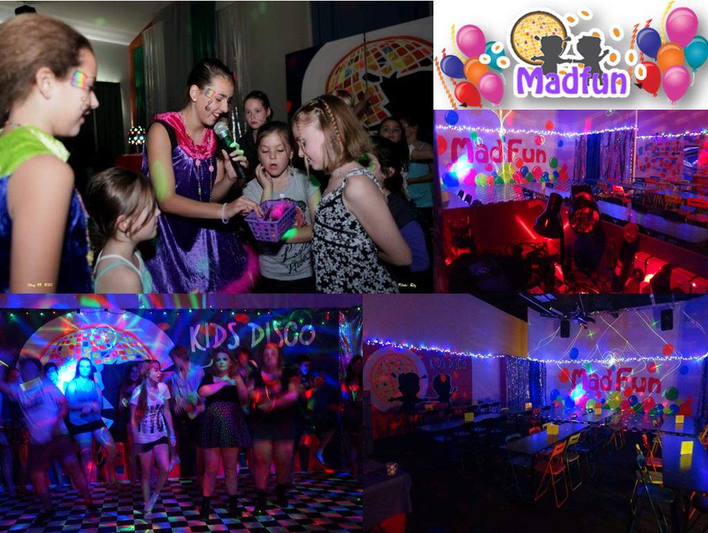 Source Madfun Kids Disco Birthday Party Melbourne Http - Children's birthday parties melbourne