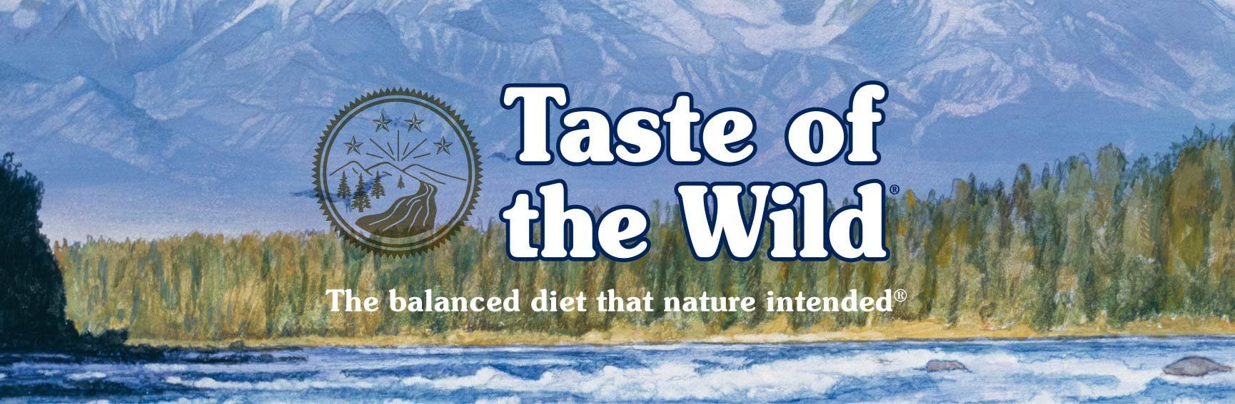 Taste Of The Wild Dog Food Brand Review Wild Dogs Dog Food