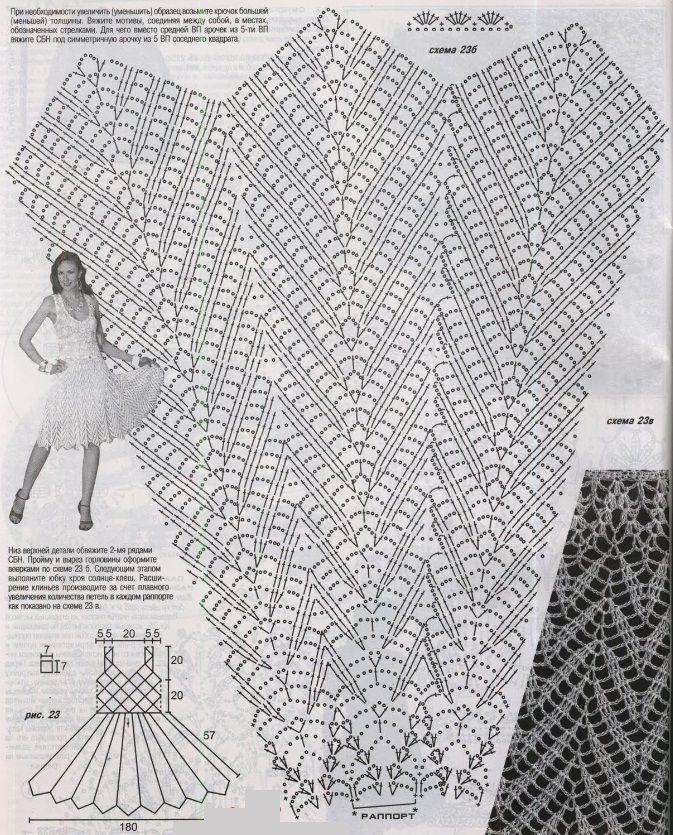 Rockmuster häkeln - pattern crochet skirt | Häkelmuster Special ...