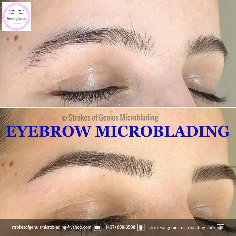 Eyebrow Microblading   Microblading, Microblading eyebrows ...