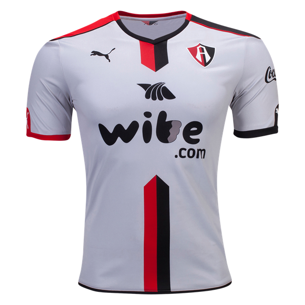 6a51cf2b94a Atlas 16/17 Away Soccer Jersey   $89.99   Holiday Gift & Stocking Stuffer  ideas for the Atlas FC fan at WorldSoccerShop.com