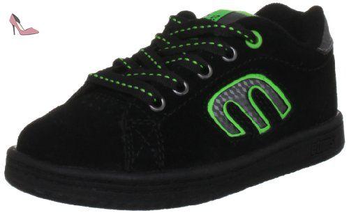 Fader, Chaussures de Skateboard Homme, Noir (Black Silver Sum 569), 44 EU (9.5 UK)Etnies