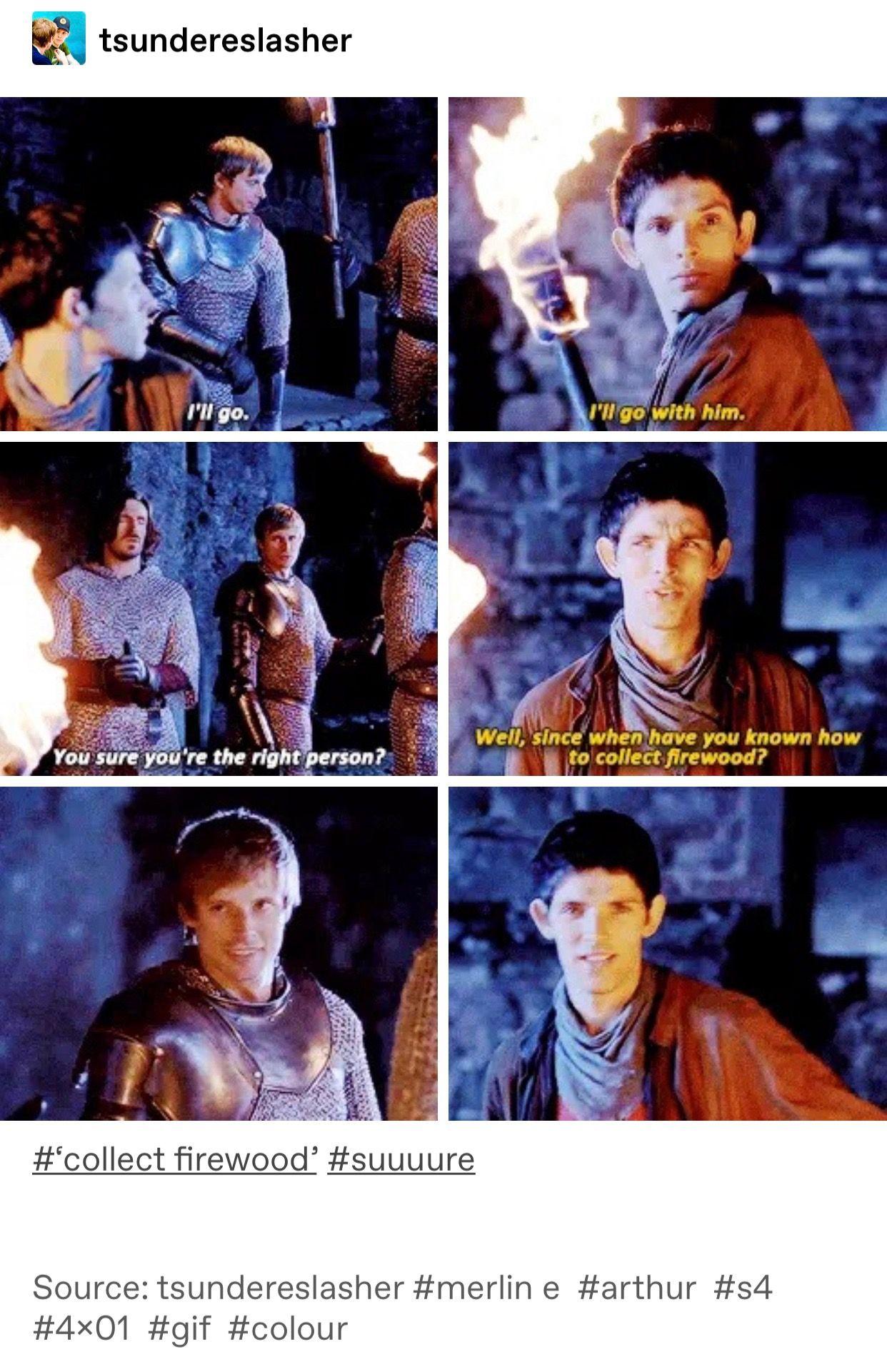 Lol, sick Merlin burn!   N is for nerd   Merlin, Merlin show