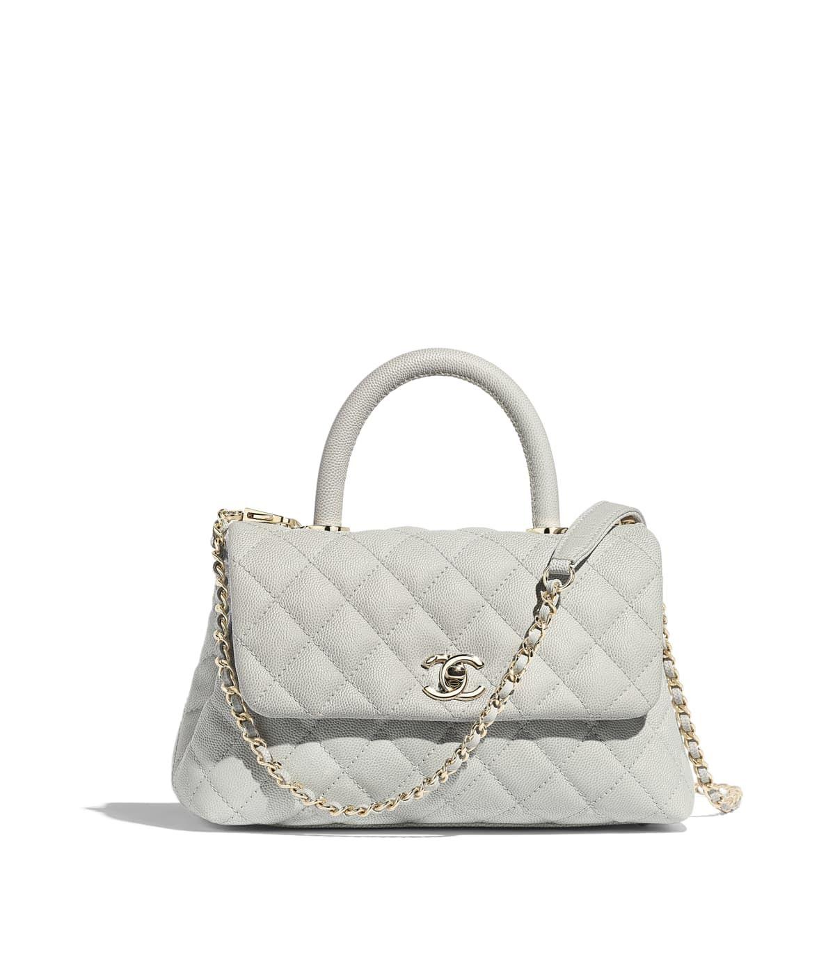 d64a7c7badbf Small Flap Bag With Top Handle