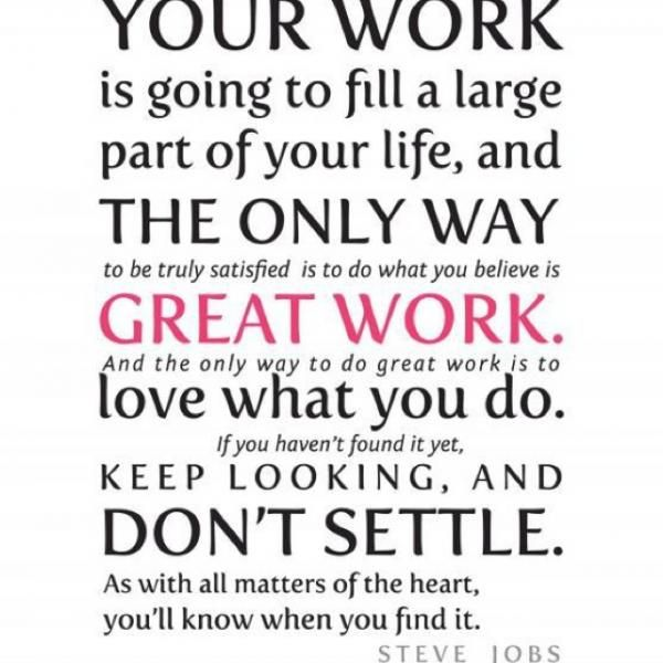 Inspirational Quotes On Pinterest: Encouraging Quotes For Work. QuotesGram By @quotesgram