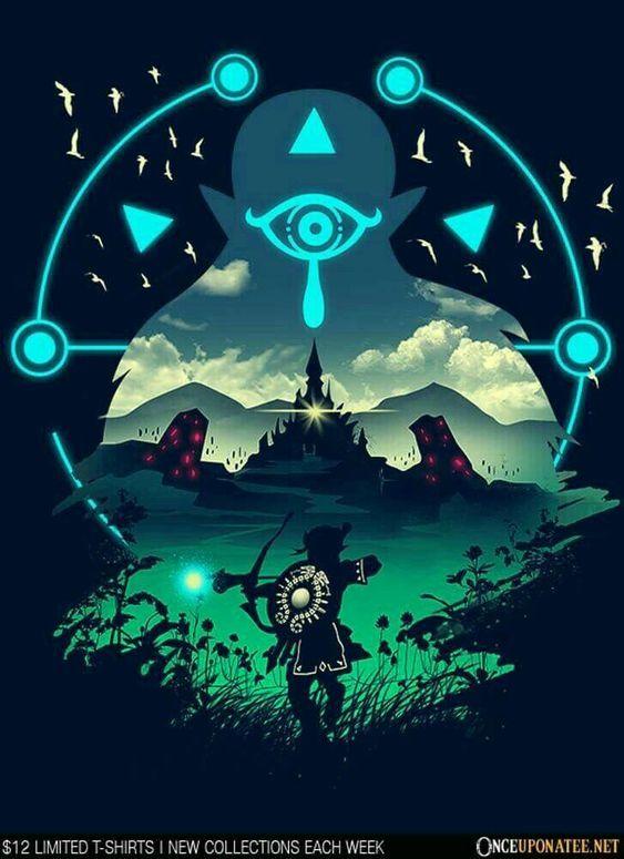 Link Zelda Breath Of The Wild Loz Pinterest Zelda Personnages