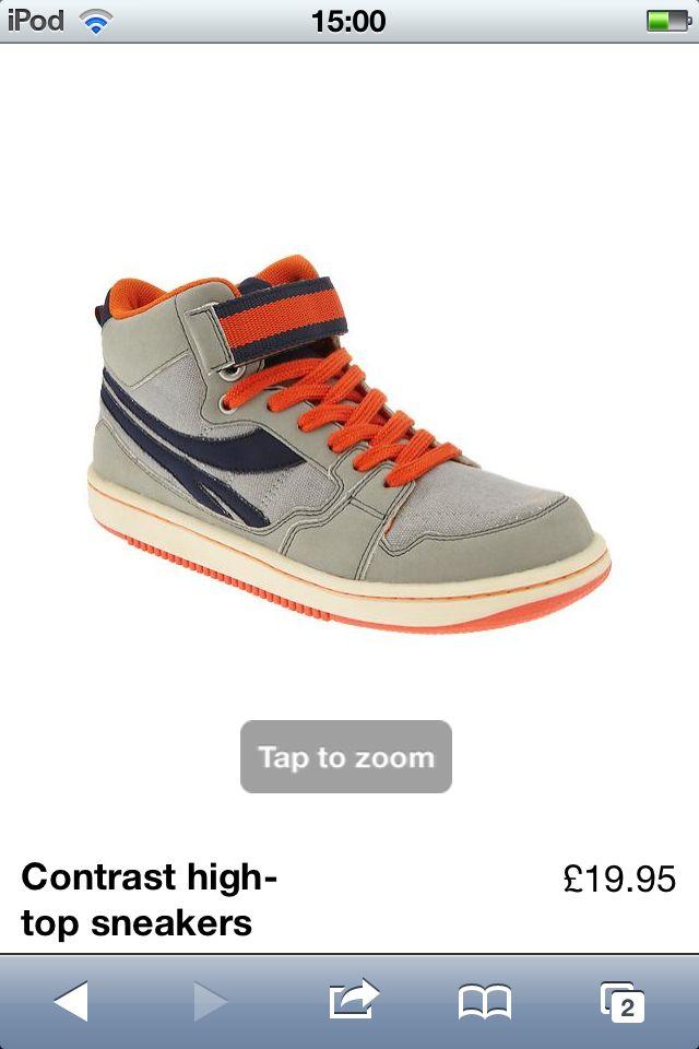 Cool shoes (GAP)