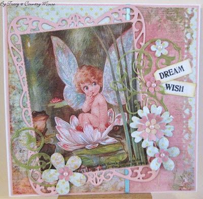 Nicecrane Designs: Funny Puppies & Fairy Cards
