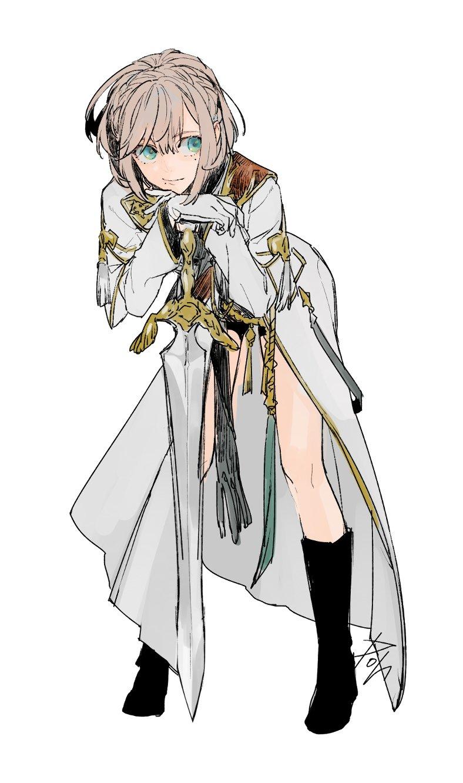 Don On Twitter Fantasy Character Design Anime Character Design Character Design Inspiration