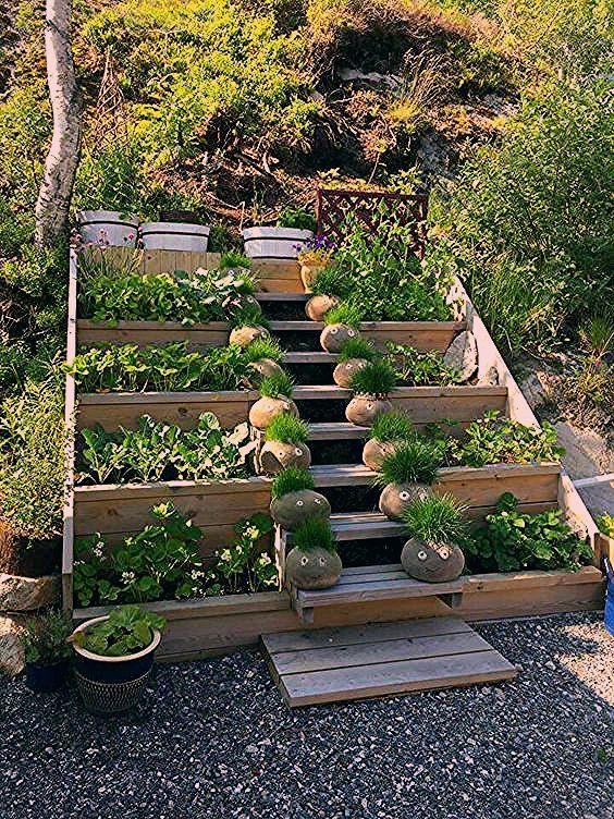 Photo of 20 fantastische Gartentreppen-Ideen, die Sie sehen müssen