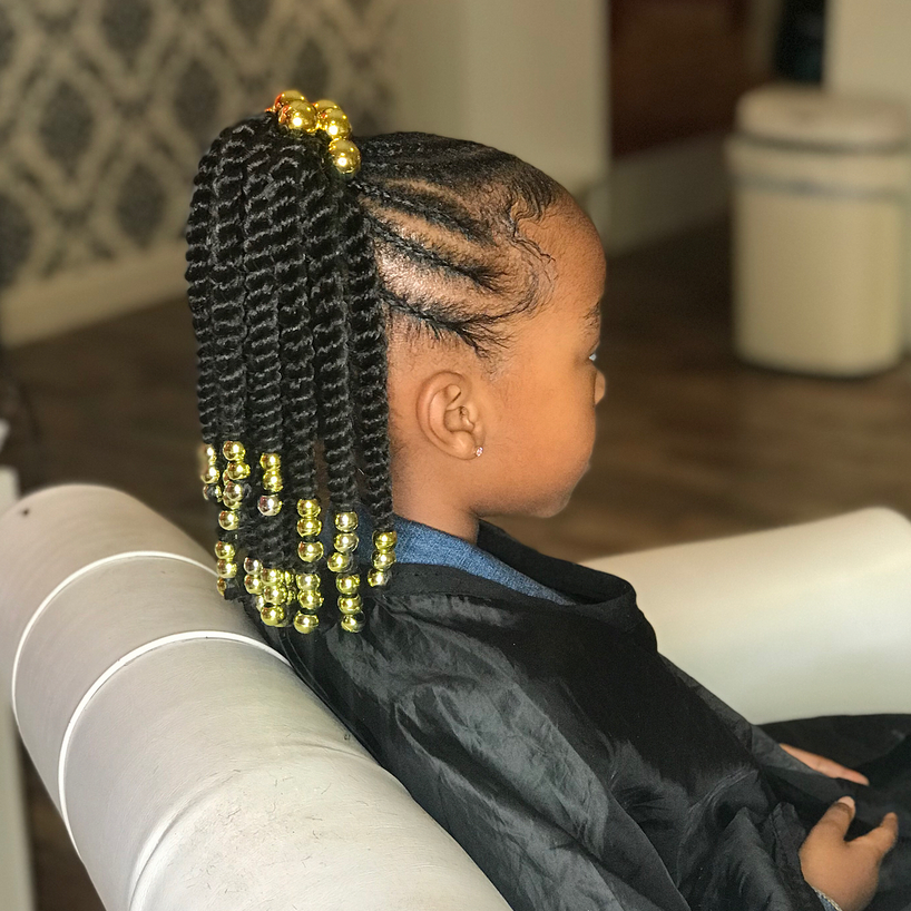 15 Super Cute Protective Styles For Your Mini-Me To Rock ...
