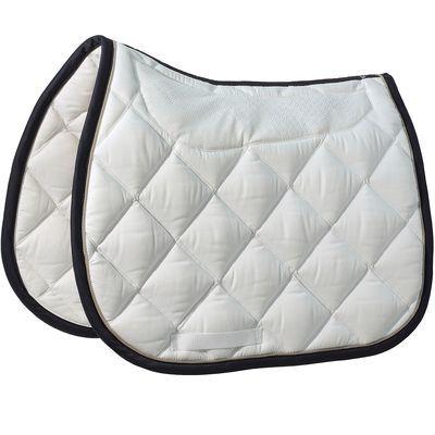 Fouganza Tapis Grippy Blanc 8324868 Equitation Materiel Cheval