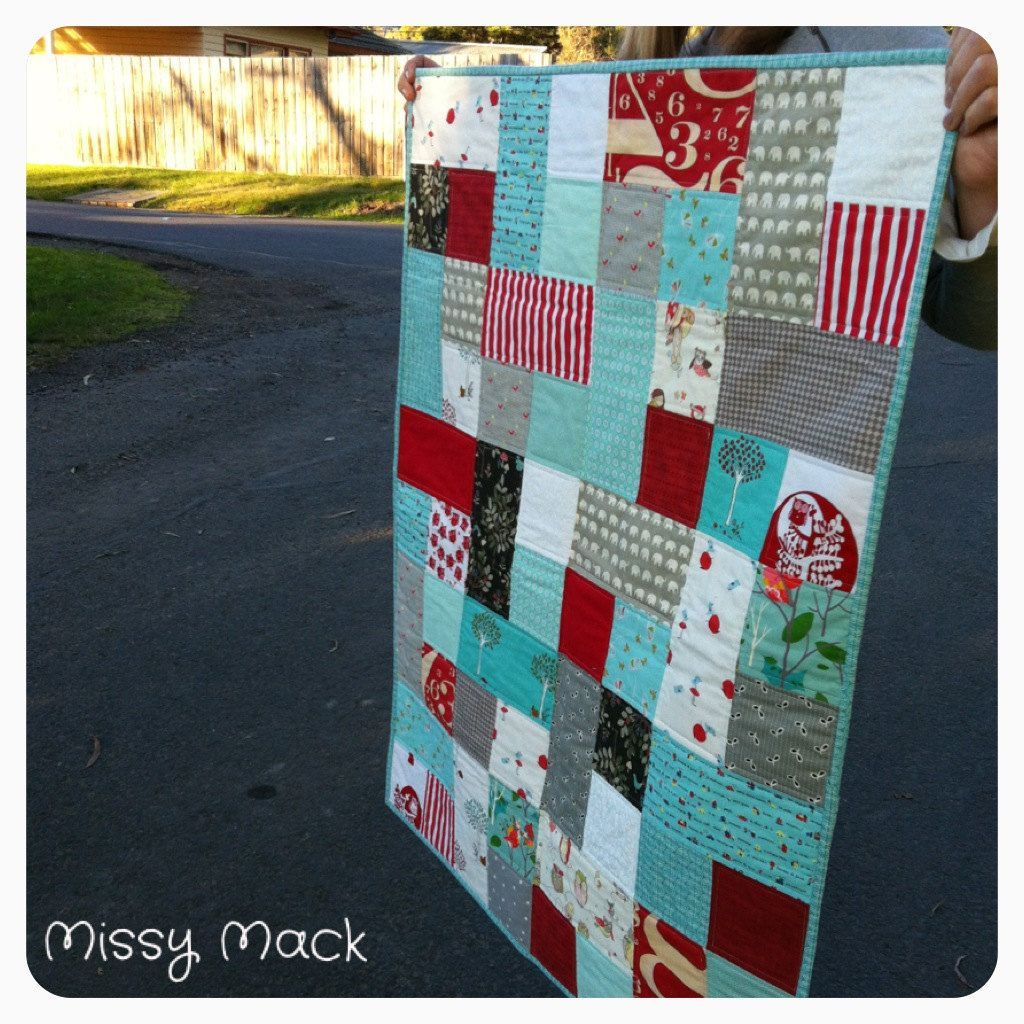 baby or child itm handmade young flannel custom siz size quilt crib
