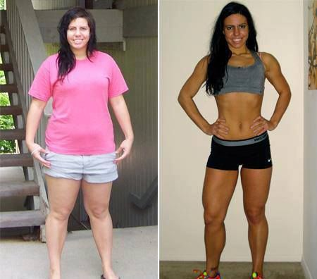 12 week weight loss muscle gain program image 10