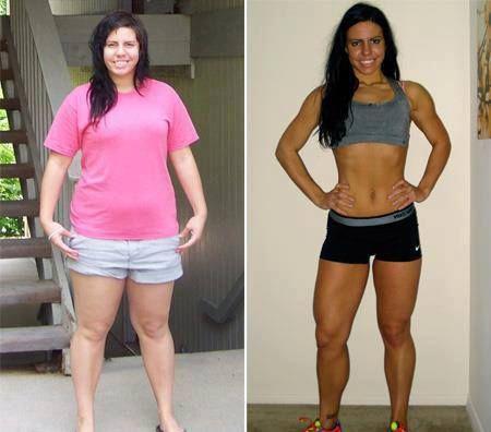12 week weight loss muscle gain program image 10