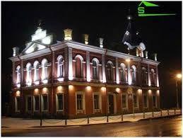 Illuminazione palazzi storici illuminazione interni vray ds max