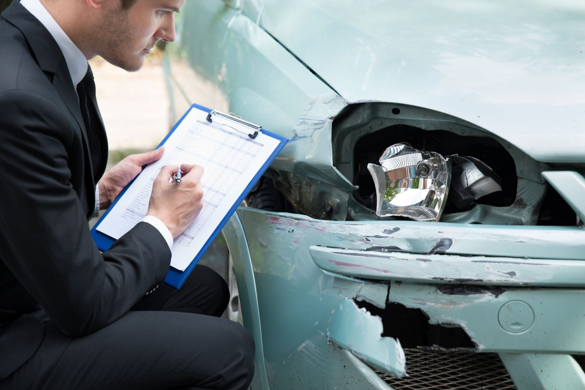 If you were injured in an accident caused by the