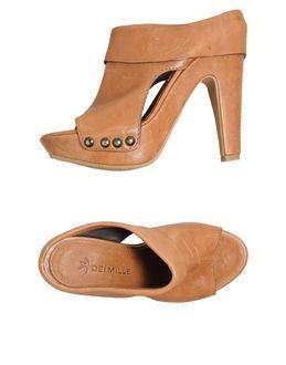 DEI MILLE Platform sandal