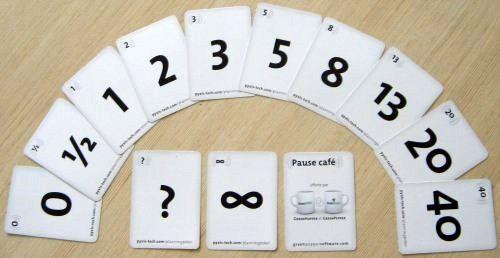 Planning Poker Cards Planning Poker Poker Cards Scrum