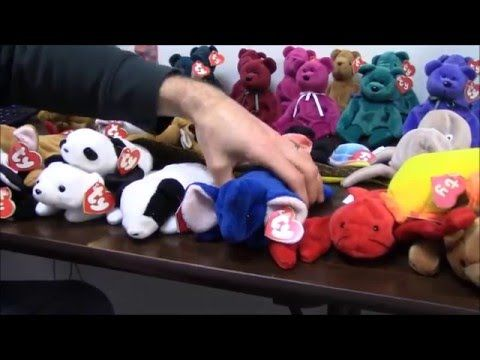 How To Tell If Your Princess Diana Beanie Baby Is Worth Money - YouTube bb571eebced4