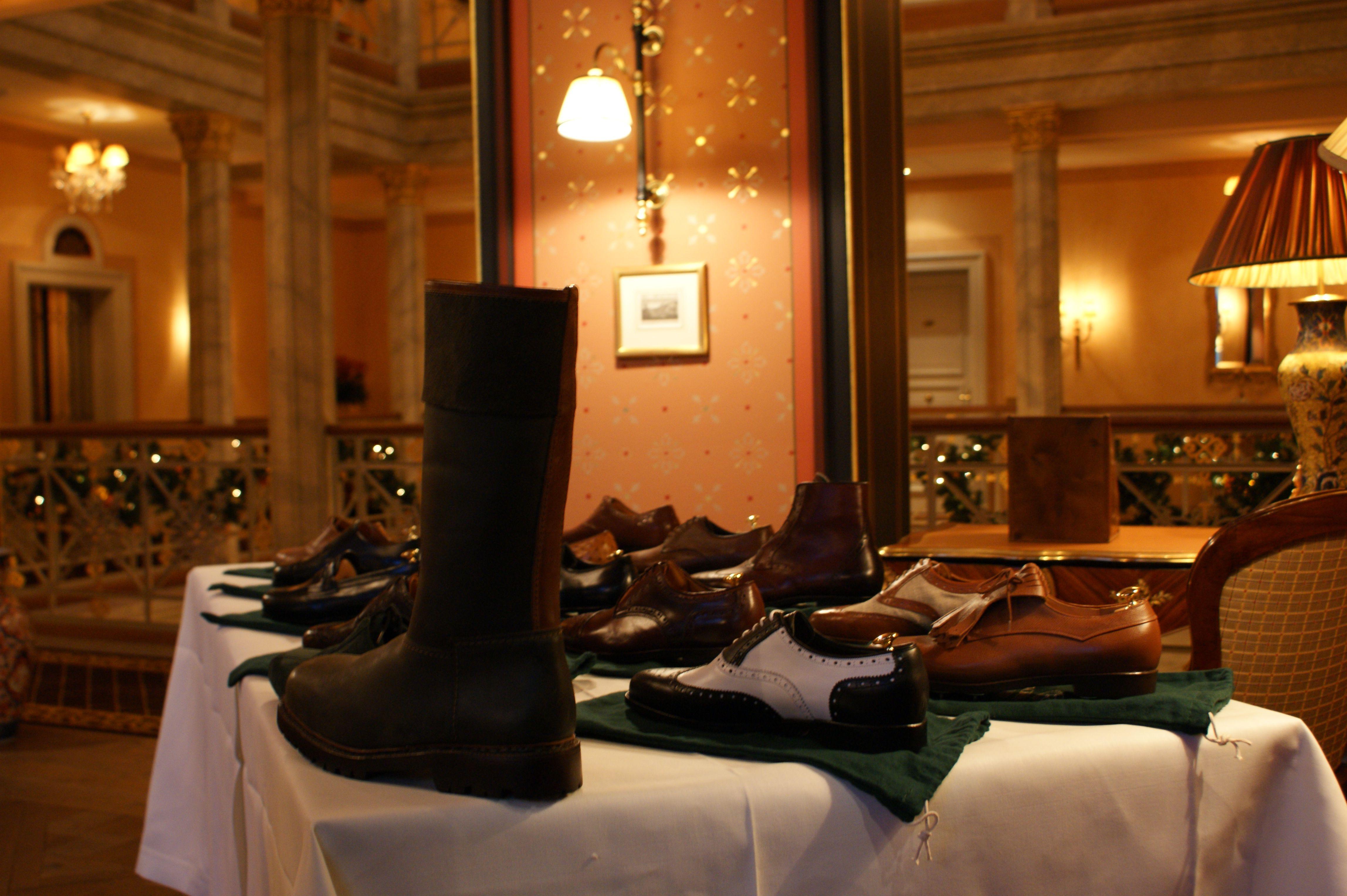 2008, #Basel, Vickermann und Stoya Maßschuhe - Schuhmacher, Schuhreparaturen, Schuhmanufaktur