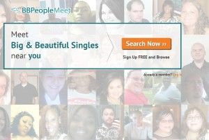 The big and beautiful dating site
