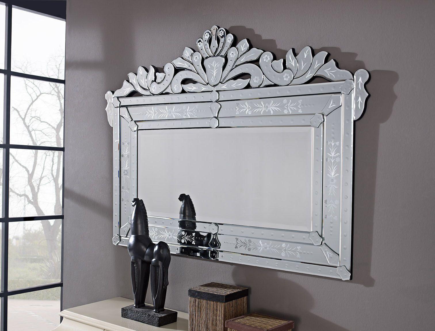 Specchi veneziani specchio veneziano specchio veneziano for Specchi di arredamento