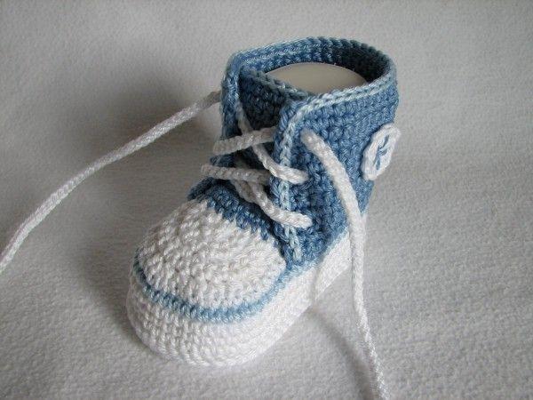 Baby Sneaker Häkeln Diy Baby Schuhe Häkeln Baby Booties