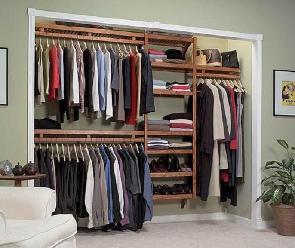 Pictures of Small Bedroom Closets | Closet Design Ideas Photos ...