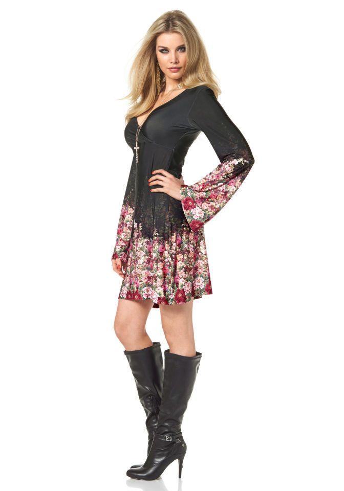 Длинная туника, MELROSE   Распродажа   Одежда   Женская одежда   Новая  коллекция   Интернет 35bd5e3e14e
