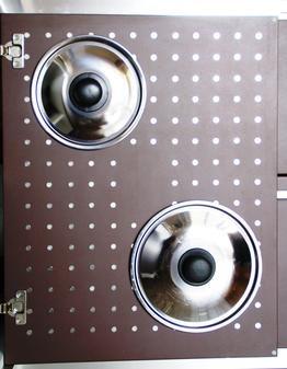 Magneettoepassingen - Pannendeksels ophangen - supermagnete.nl