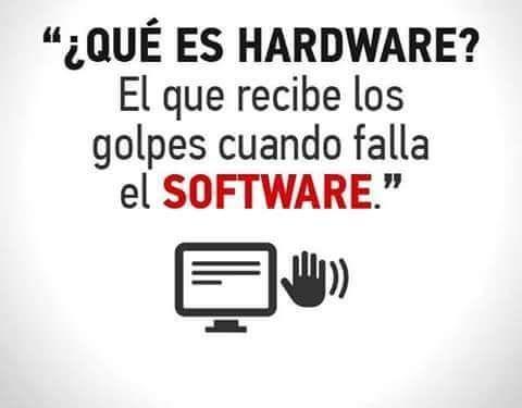 que es hardware