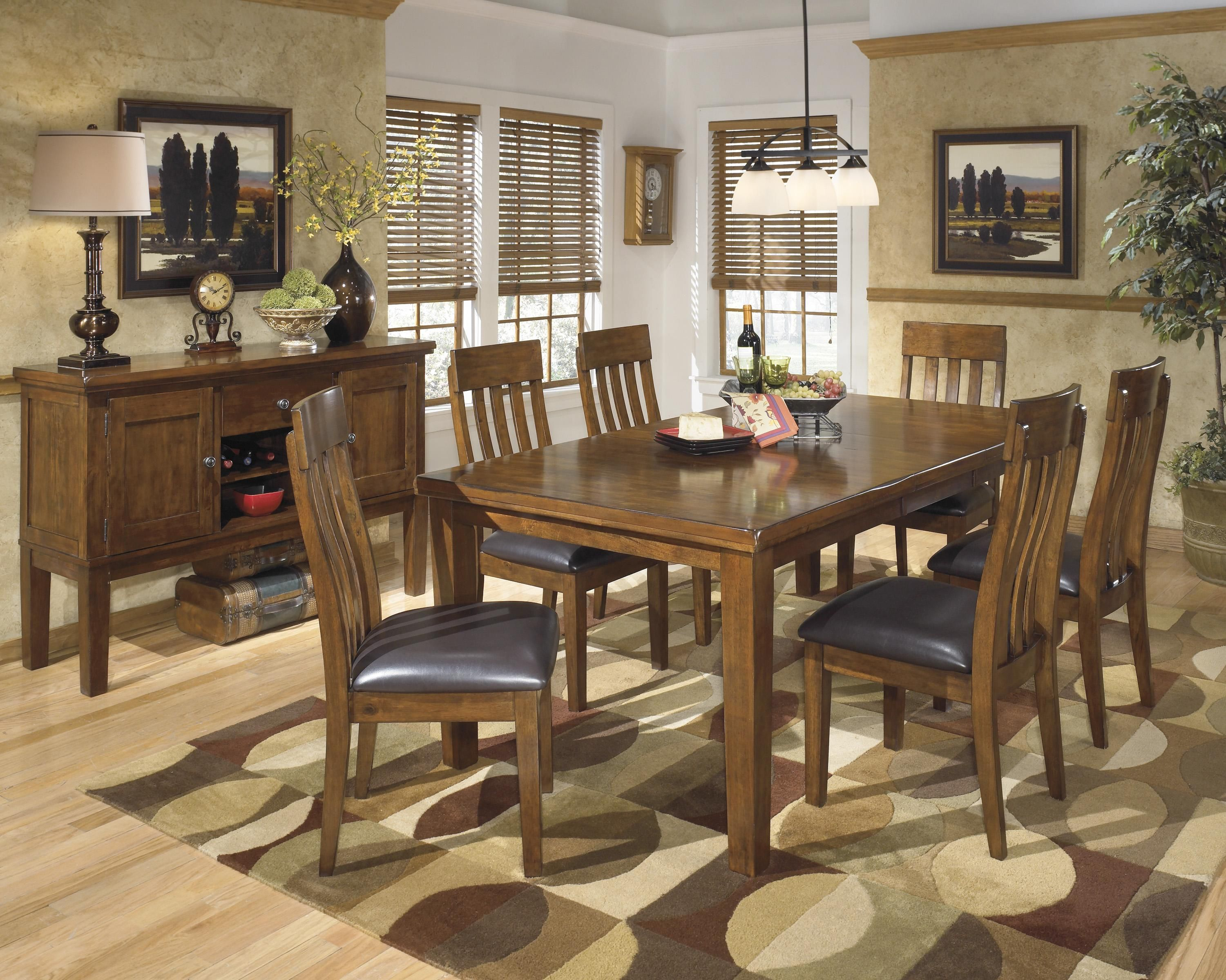 Ralene Casual Dining Room Group By Signature Design By Ashley Dining Room Bench Dining Room Table Casual Dining Rooms