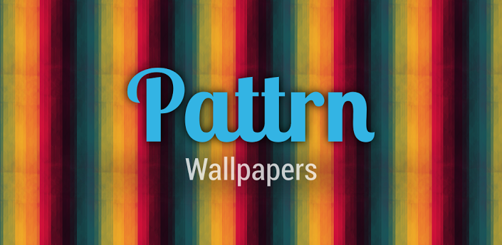 Pattrn The Ever Changing Patterned Wallpapers Android App