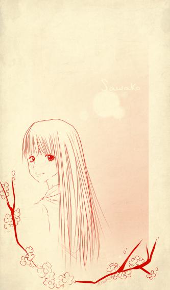 Sawako... by KMCeci.deviantart.com on @DeviantArt