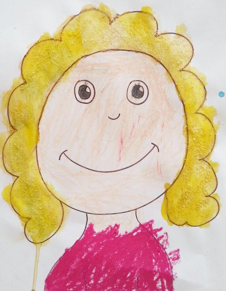 Seker Boyama Sanat Cocuklar Icin Sanat Kids Crafts