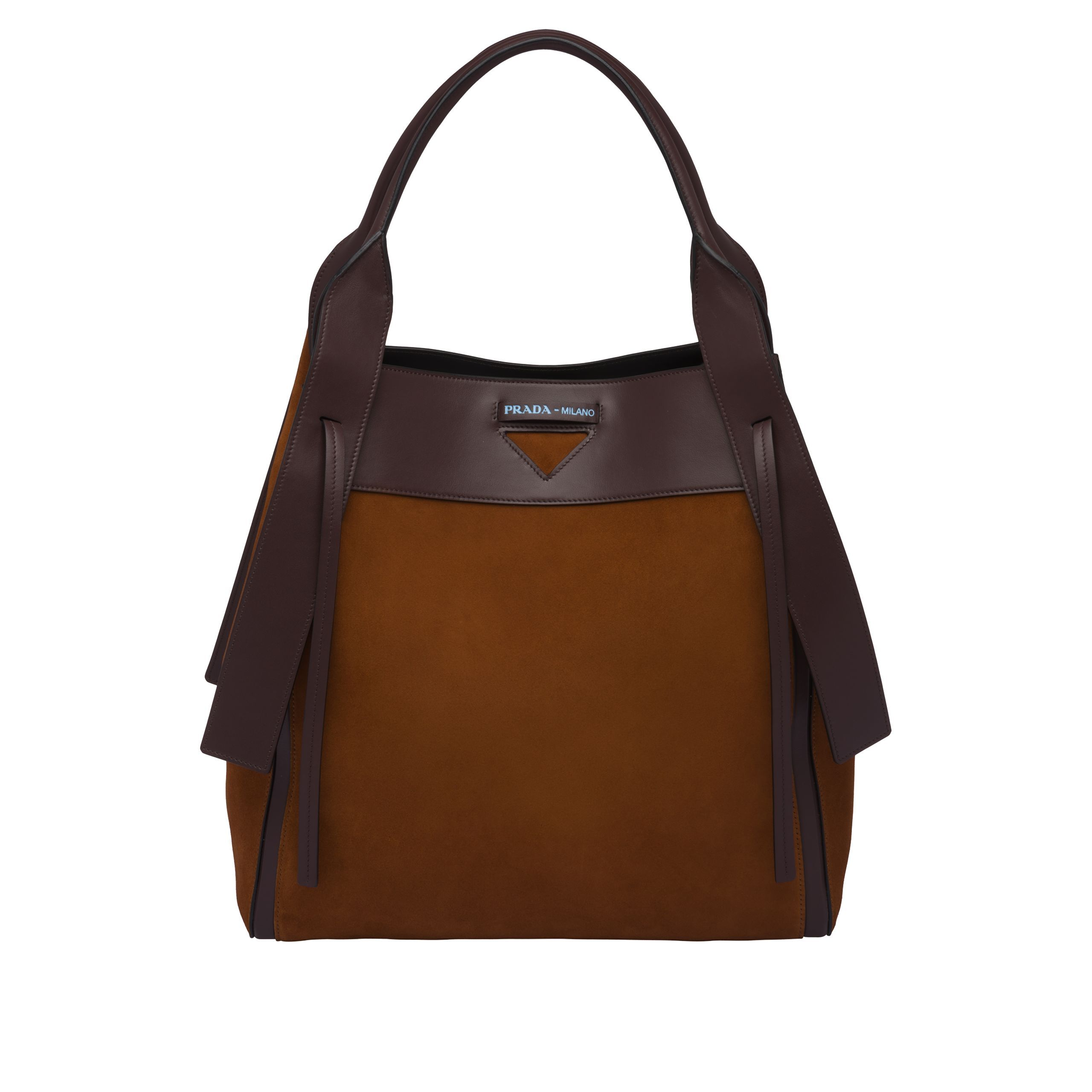905f3b17e8c2 Ouverture large leather bag in 2019 | Luxury | Bags, Prada bag, Bag ...