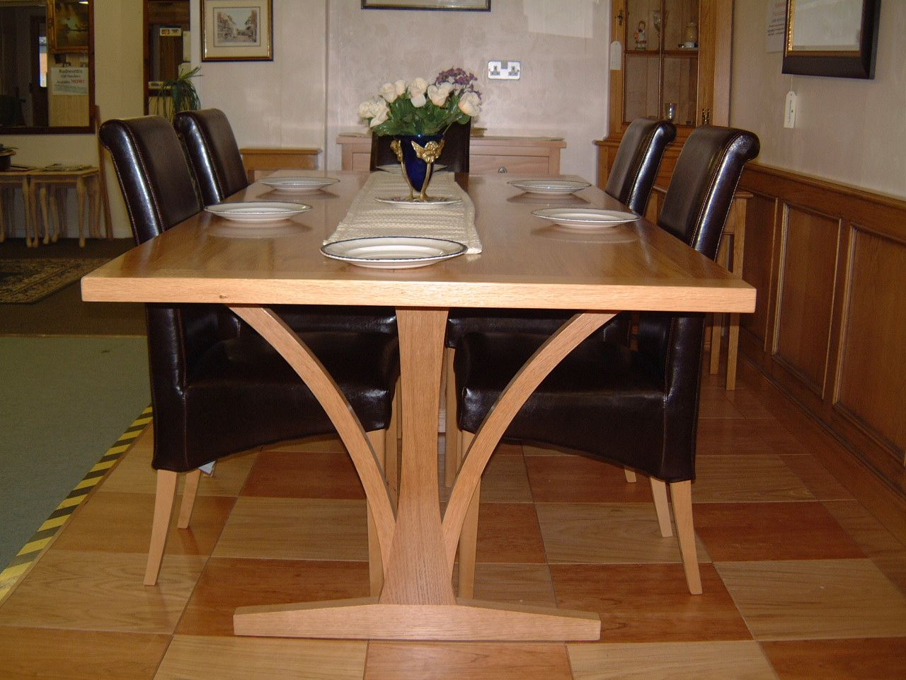 Mentally saving the legs for a future project >>> Shaker style Oak ...