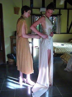Hacer tu propio vestido de novia